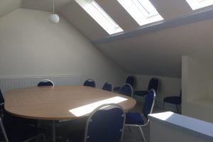 Saunders meeting room